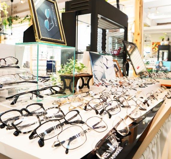 メガネのヤマシタ 郡家店