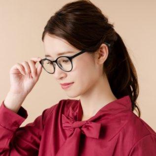 メガネのお掛け具合の調整