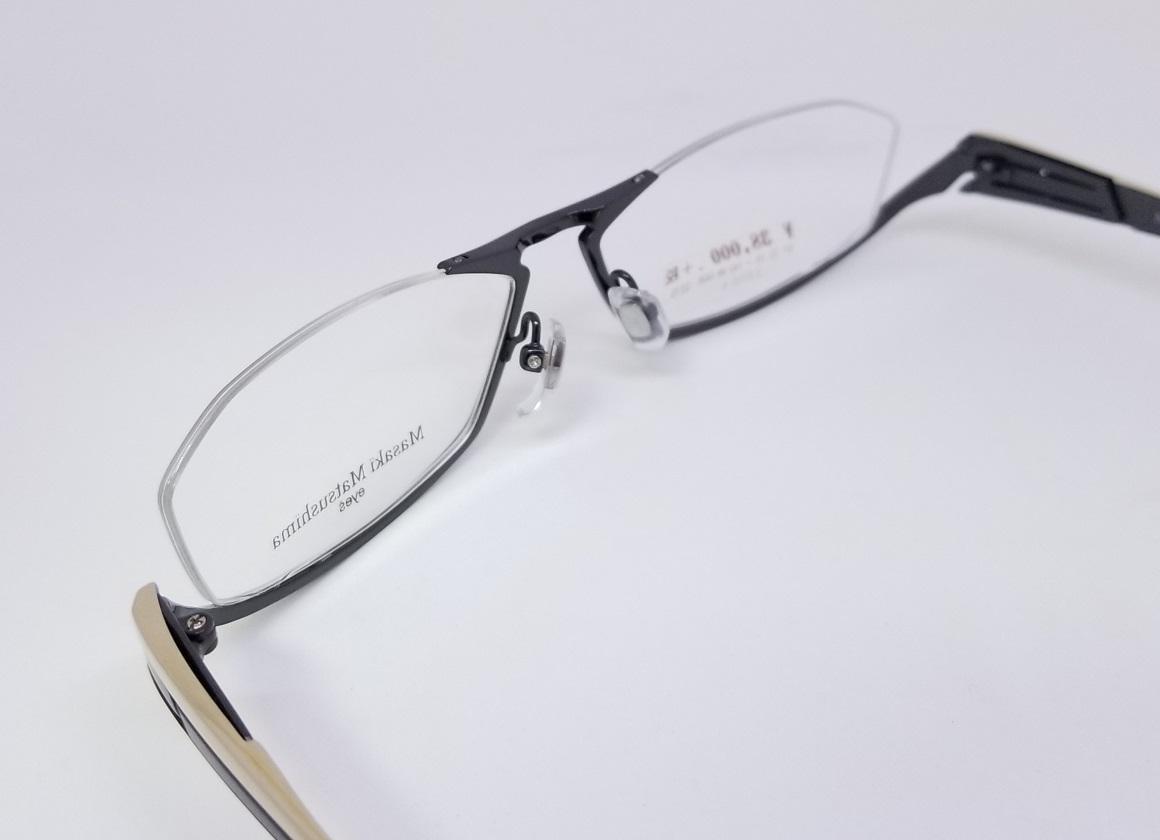 Masaki Matsushima eyes MF-1214 COL.4スライド05