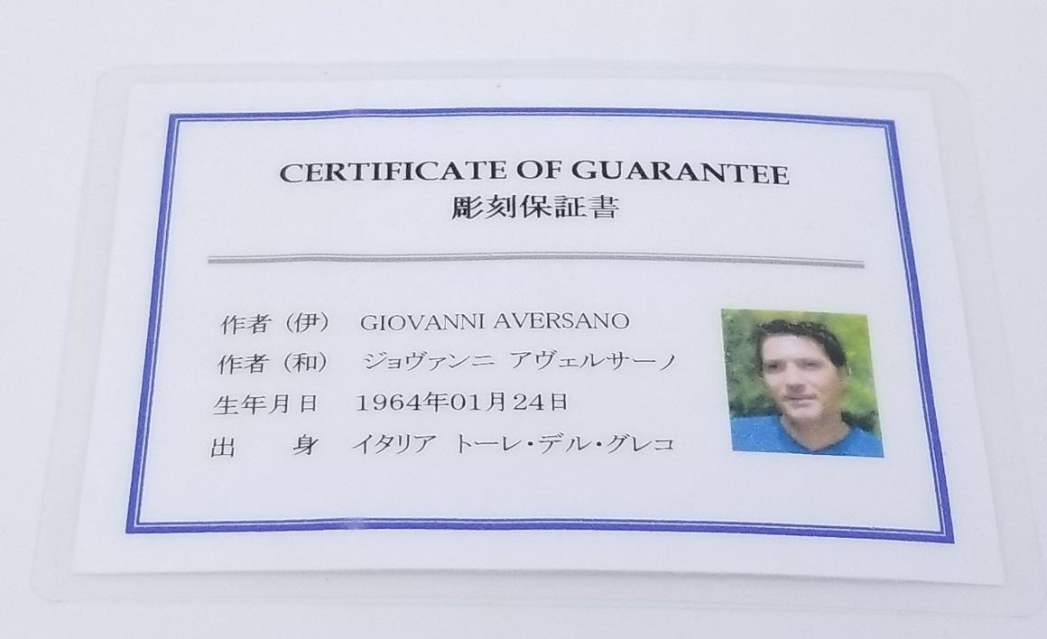 カメオ ジョヴァンニ・アヴェルサーノ氏作スライド04
