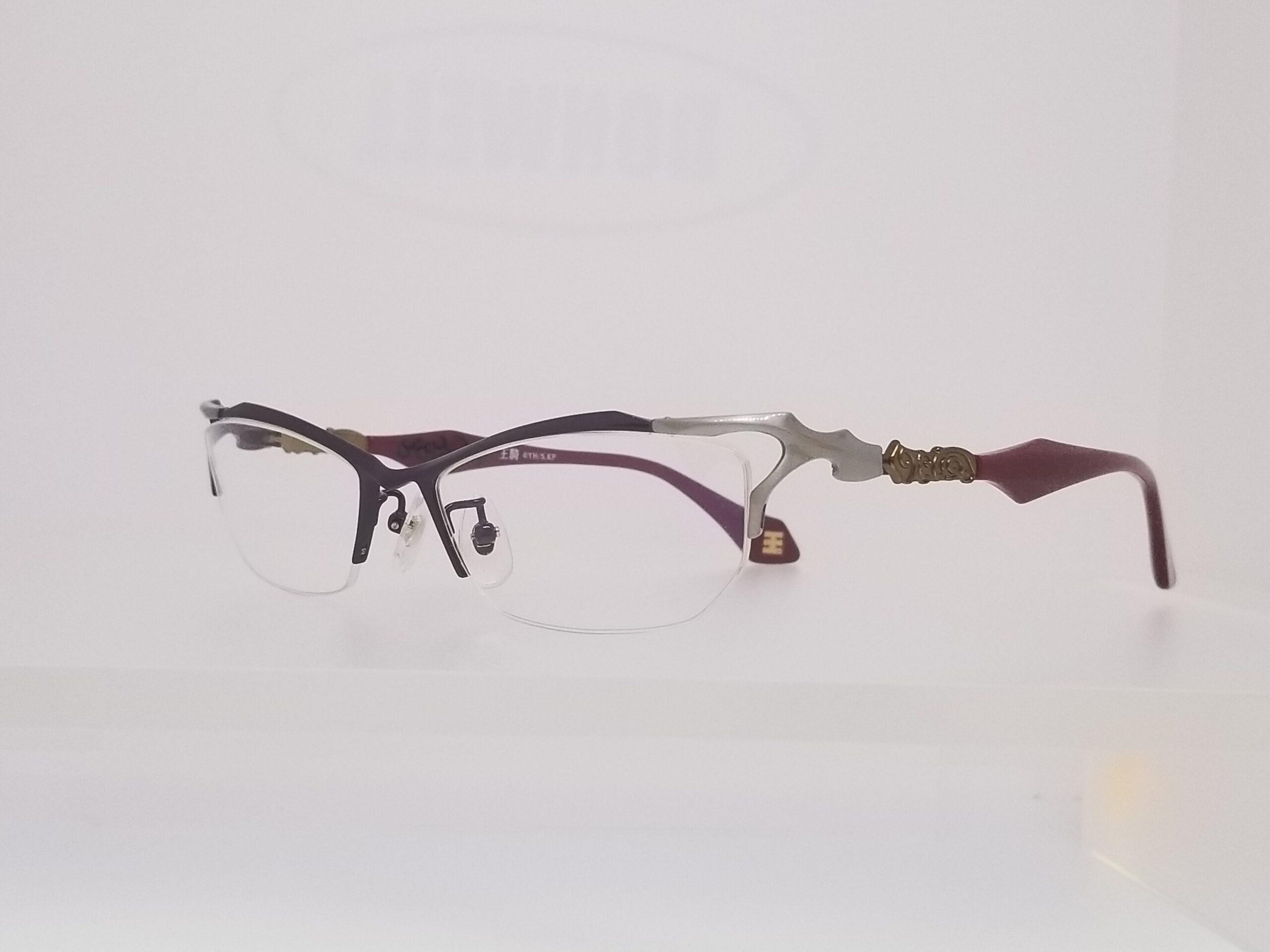 キングダムコラボメガネ好評販売中です!スライド01