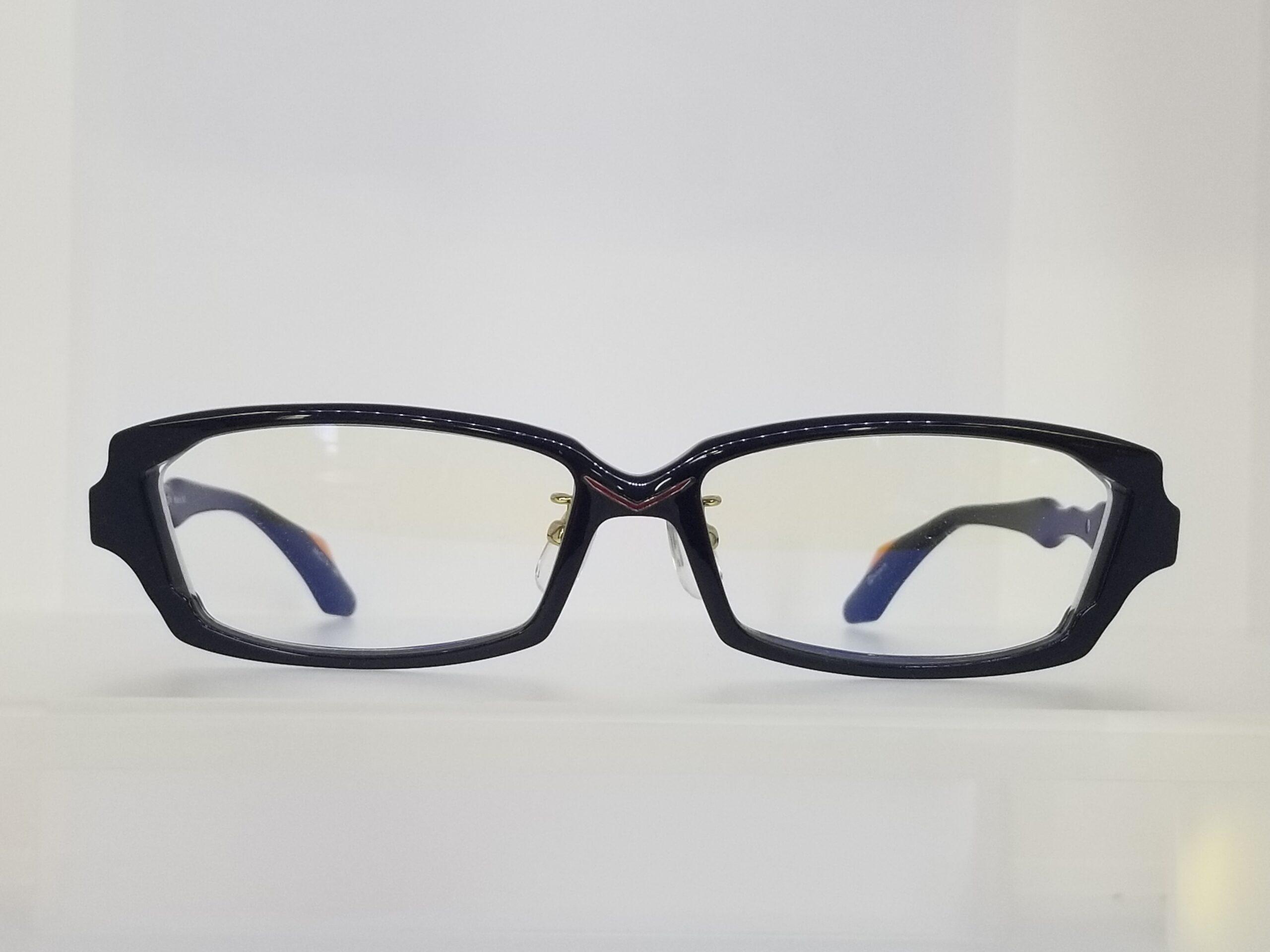 エヴァンゲリオンコラボレーションメガネ EVA Mark.06モデルスライド02