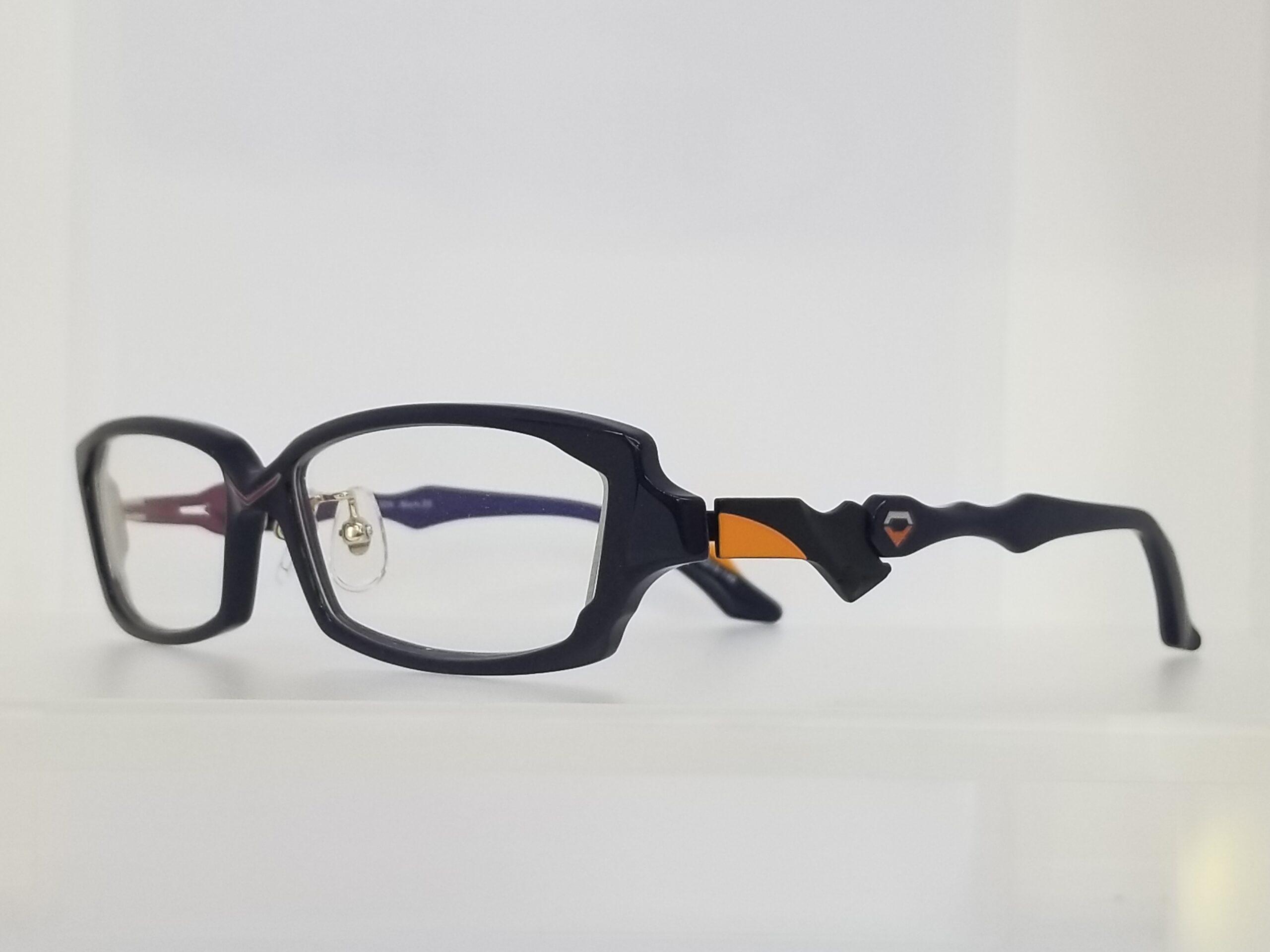 エヴァンゲリオンコラボレーションメガネ EVA Mark.06モデル