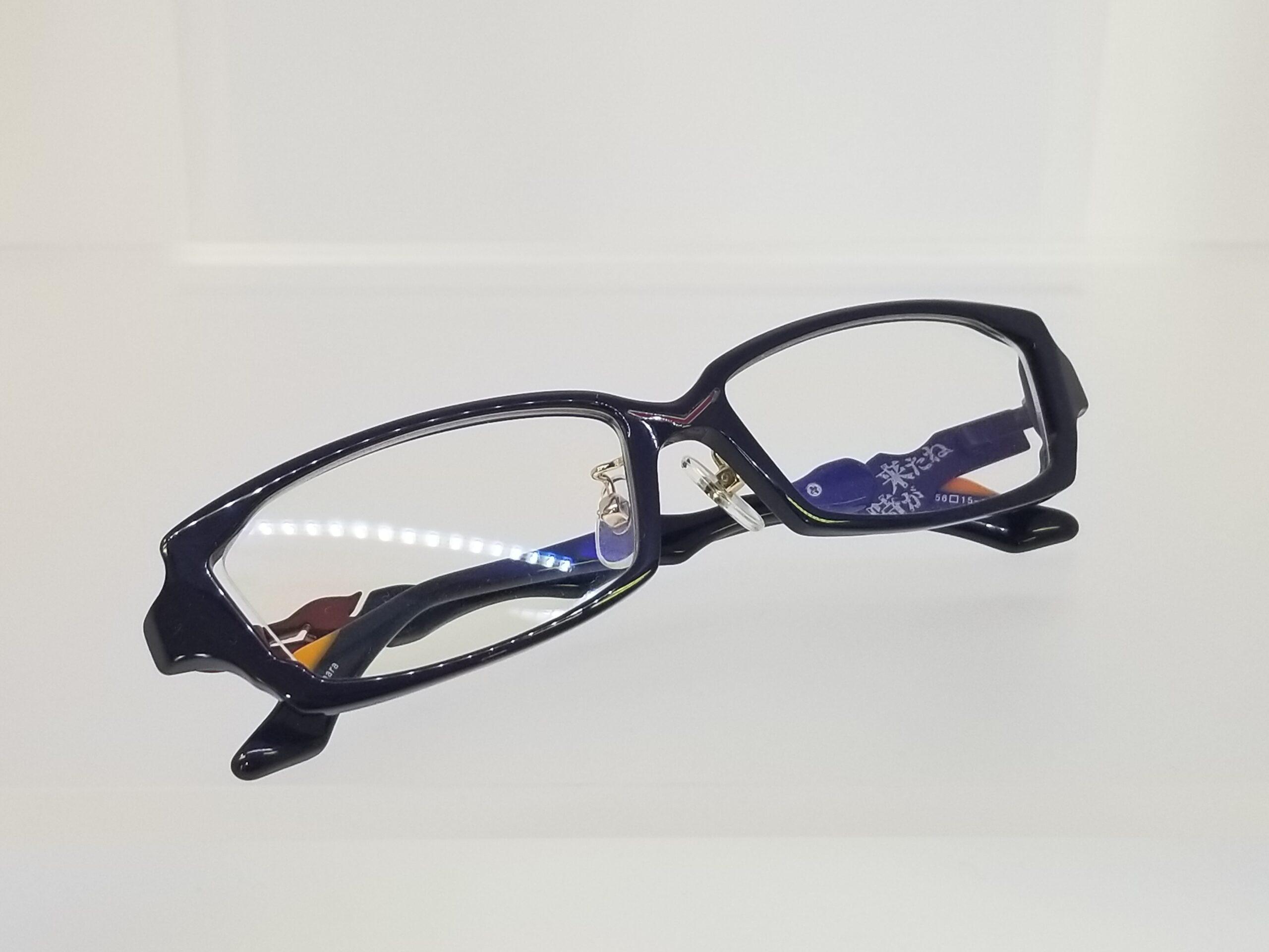 エヴァンゲリオンコラボレーションメガネ EVA Mark.06モデルスライド06