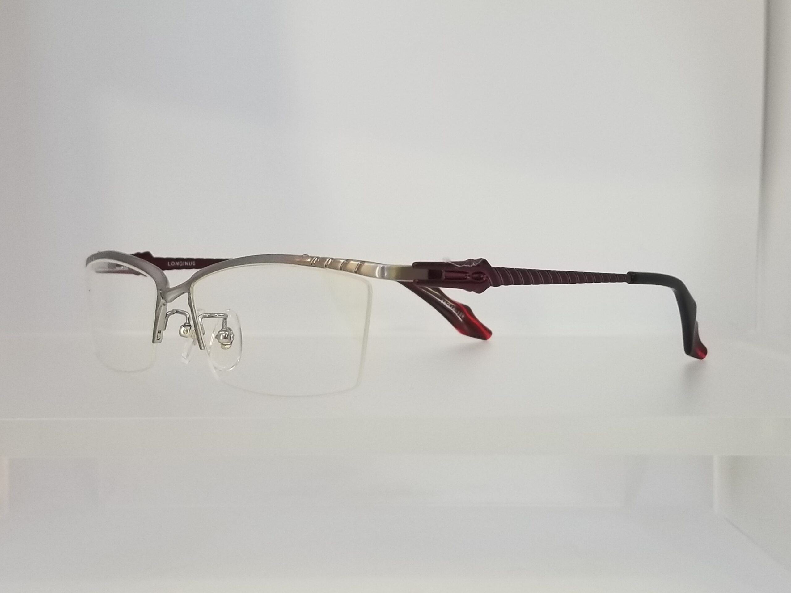 エヴァンゲリオンコラボレーションメガネ ロンギヌスの槍モデルスライド01