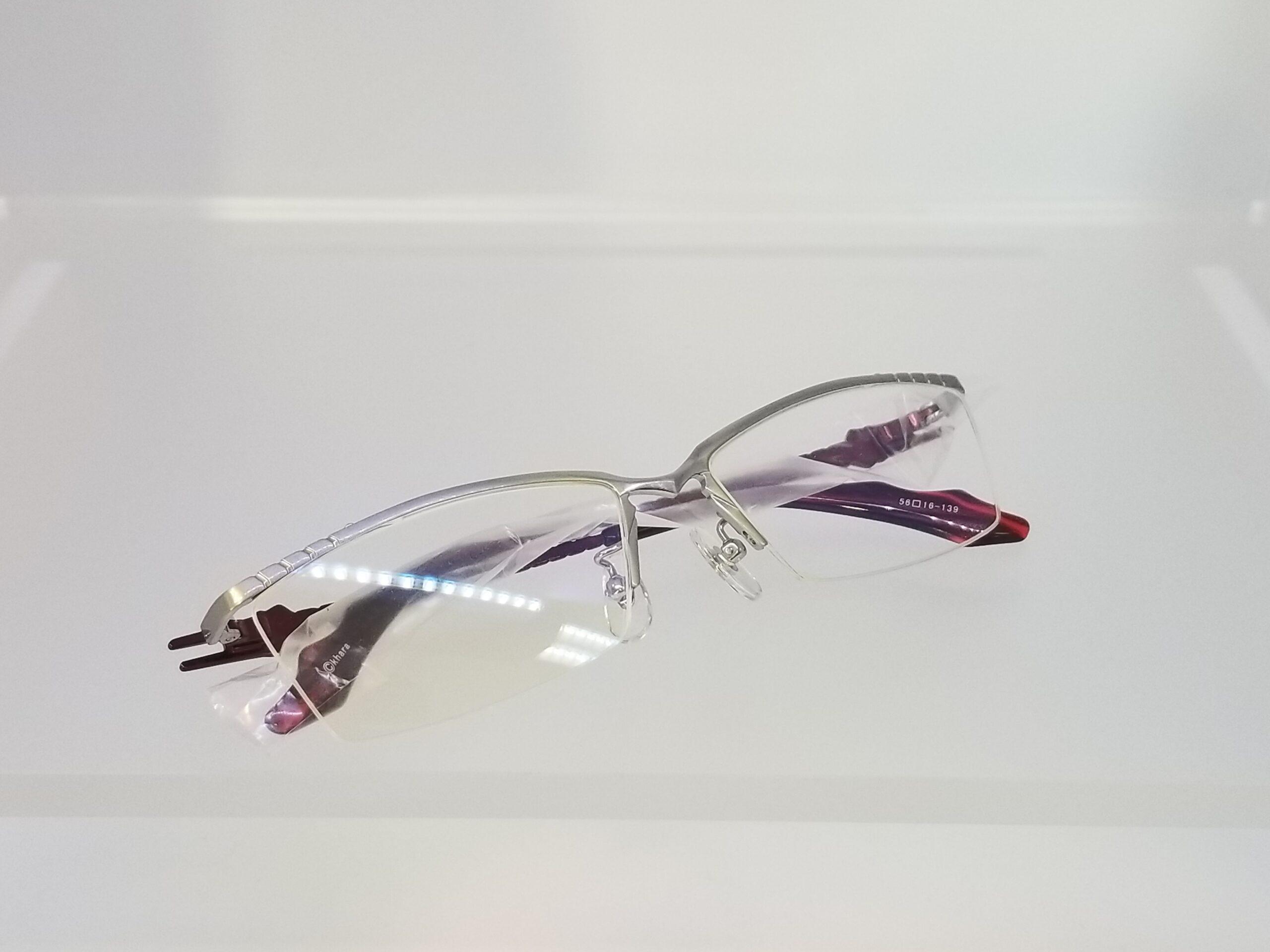 エヴァンゲリオンコラボレーションメガネ ロンギヌスの槍モデルスライド05